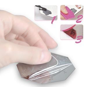 kit pochoir a ongles 01 a 08 avec tampon et raclette boutique. Black Bedroom Furniture Sets. Home Design Ideas